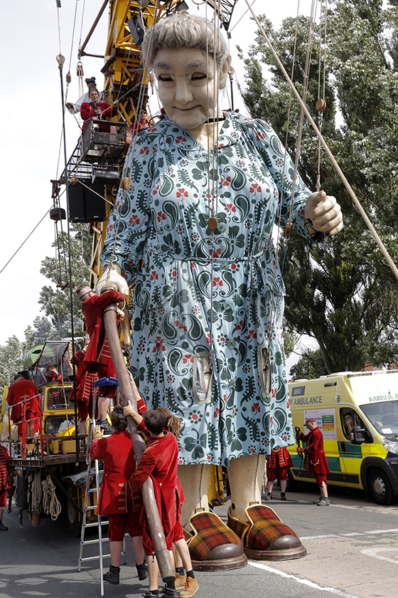 credit Royal de Luxe Pascal Victor Liverpool 2014 1